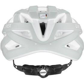 UVEX I-VO CC Fietshelm, wit/grijs